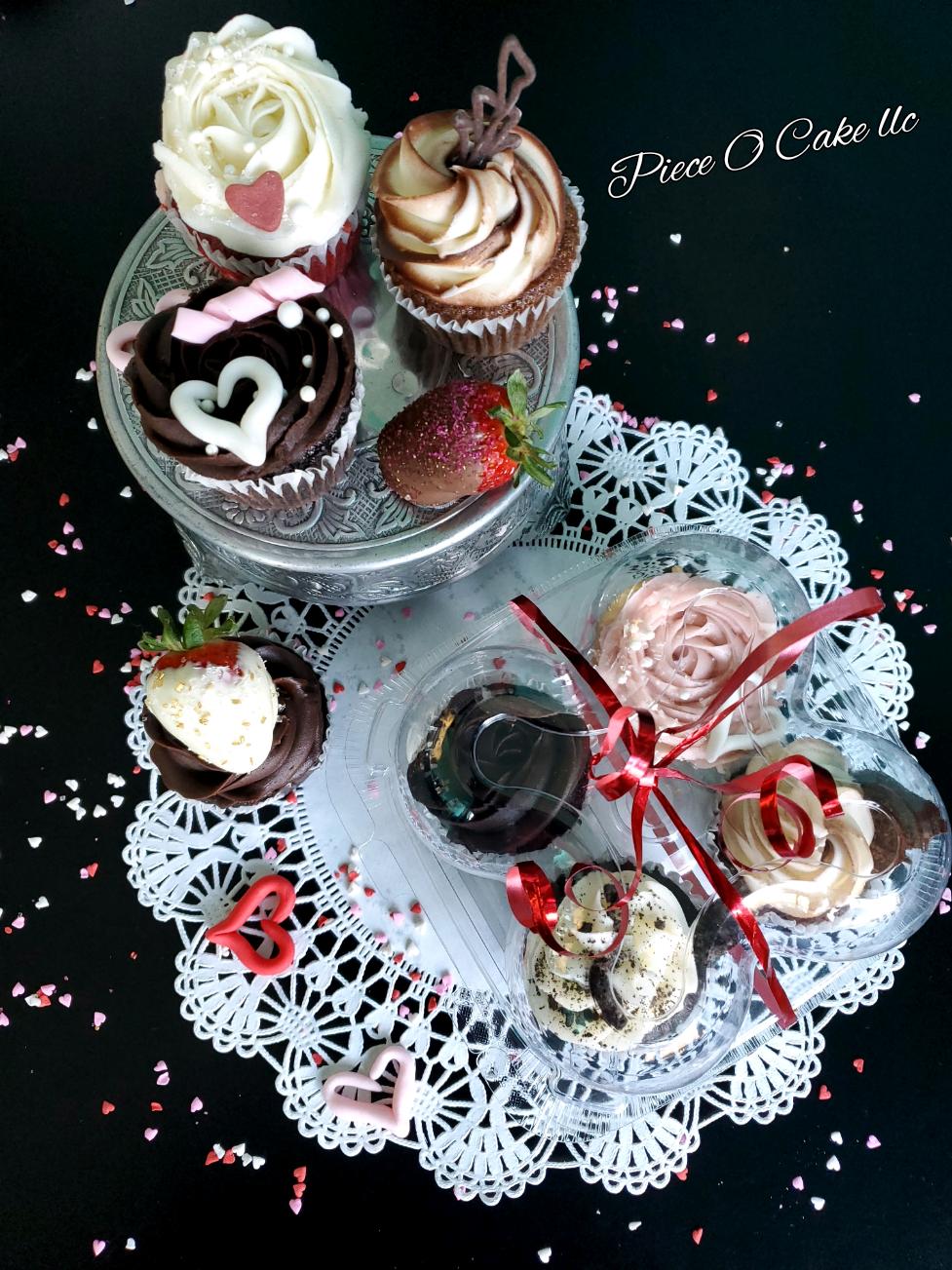 Valentine's Cupcakes!