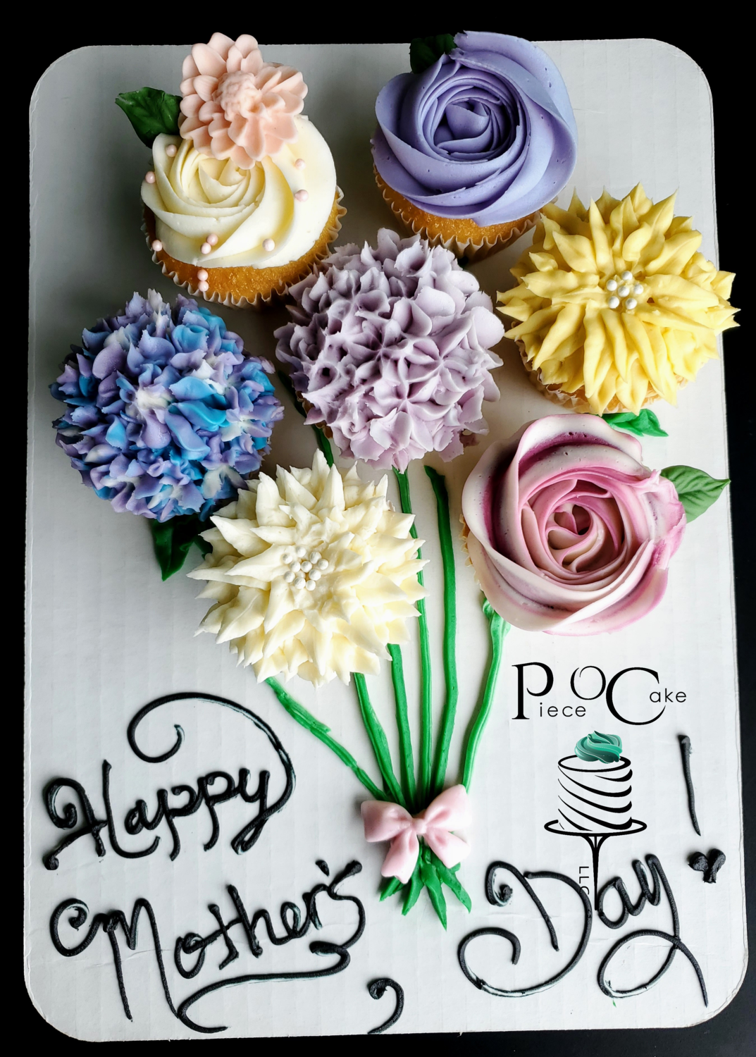 Mother's Day Cupcake Bouquet!