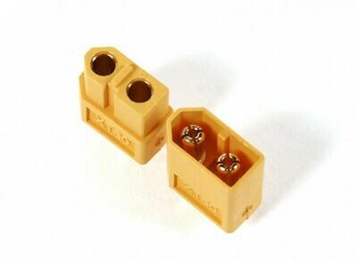 Nylon XT60 Connectors Male/Female (5 pairs)