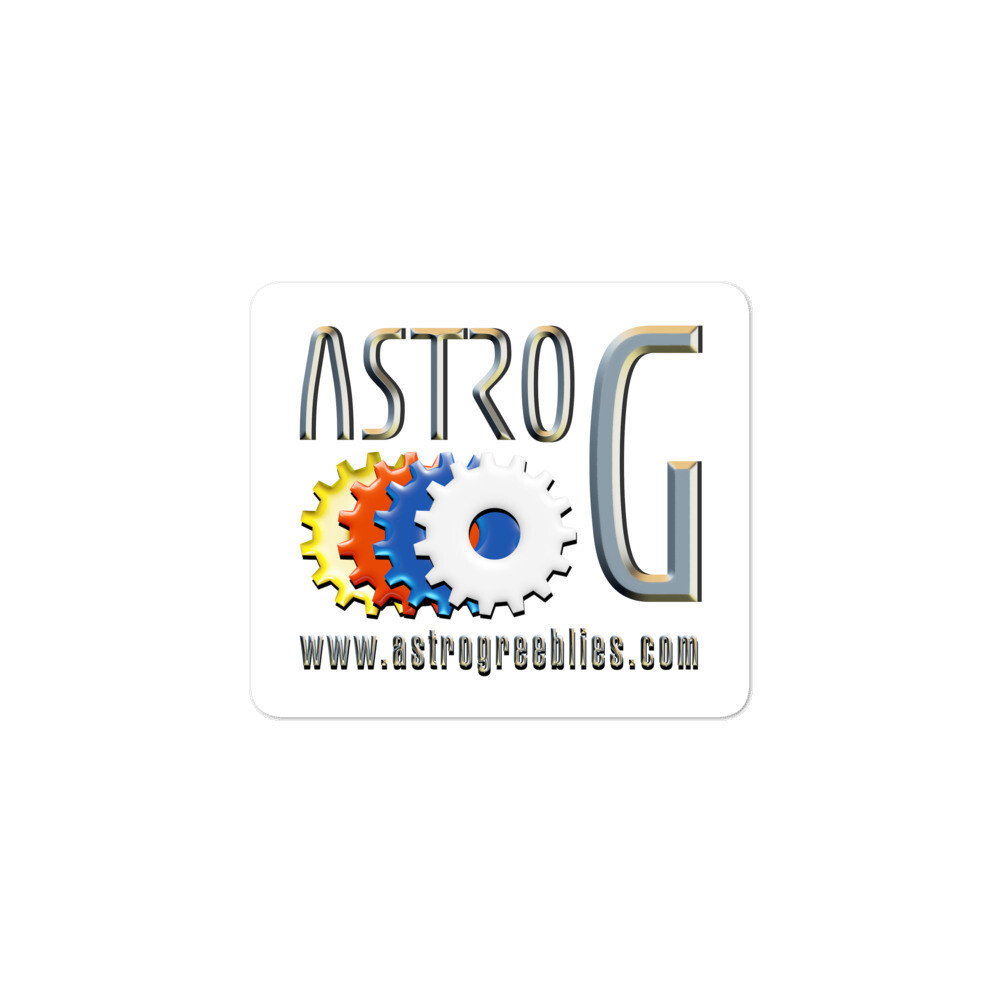 Astrogreeblies stickers