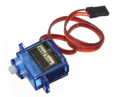 Servo, SG90 Mini Gear Micro Servo 9g