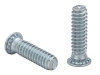 Clinch Stud, 4-40 x 3/8 Stainless Steel