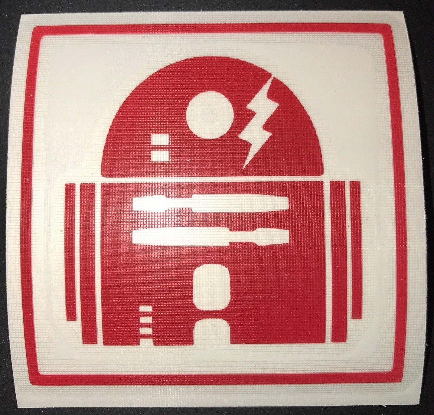 ZAP! CAUTION Sticker (Various Colors)