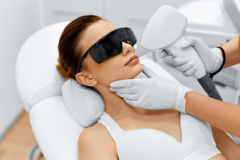 Womens Laser Hair Removal - 6 Treatments