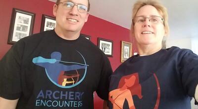 Archery Encounters T-shirt