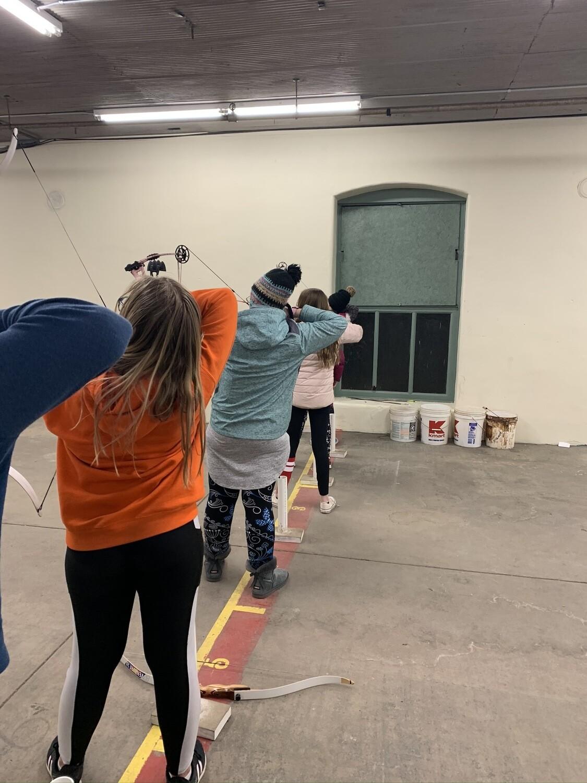 Girl Scout Troop program
