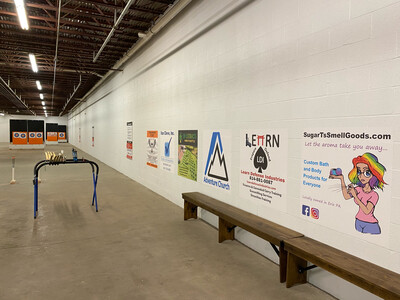 Wall Ad Space