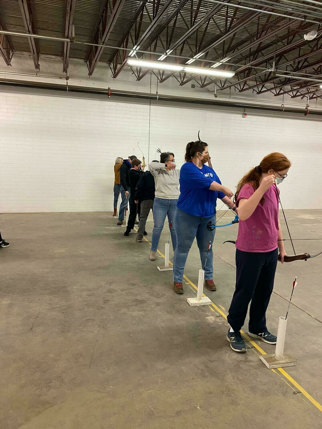Intro to Archery 4 Week Course (13 to Adults)