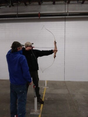 Intermediate Archery Classes (Youth 13 – Adults)