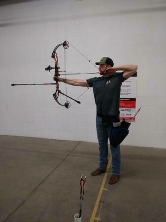 Advanced Archery Classes (Youth 13 – Adults)