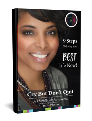 Cry But Don't Quit Handbook