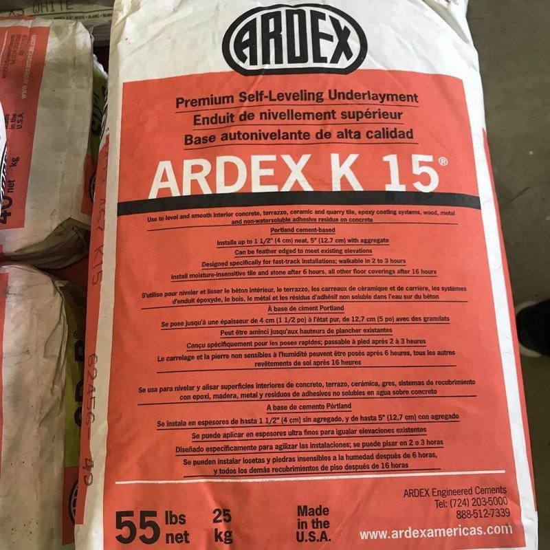 ARDEX K-15 - 50lb. Bag