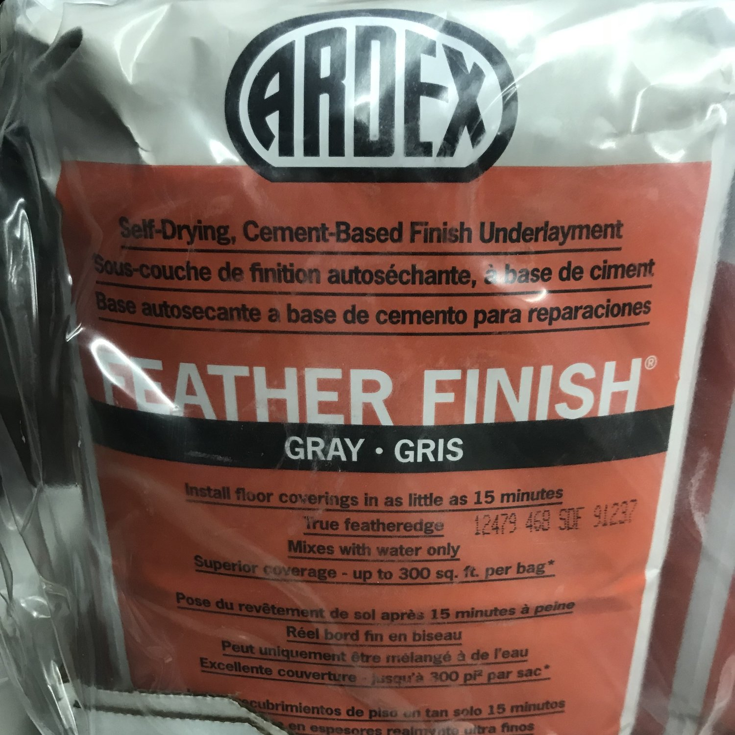 ARDEX Feather Finish - 10lb. Bag