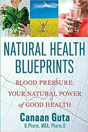 Natural Health Blueprints: Blood Pressure: Your Natural Power of Good Health - Health