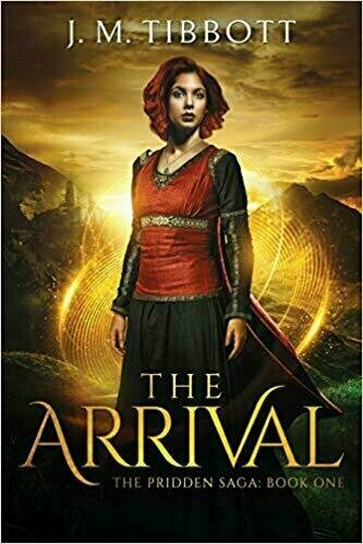 The Arrival: The Pridden Saga: Book One - Fantasy