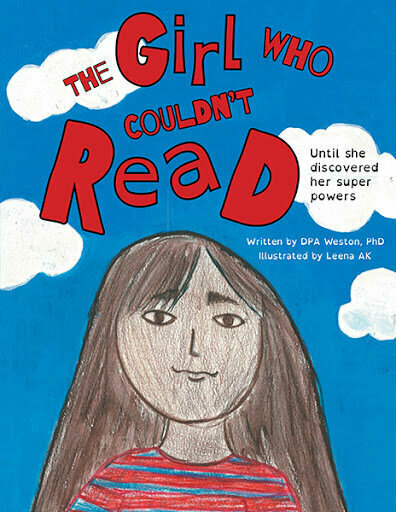 The Girl Who Couldn't Read - Children's Inspirational/Motivational