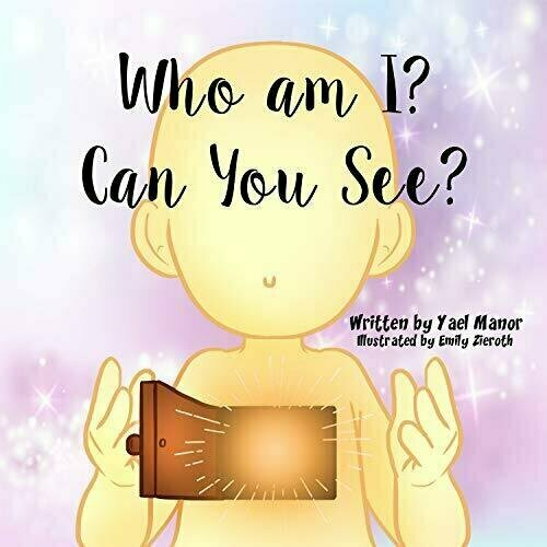 Who am I? Can You See? - Children's Fiction
