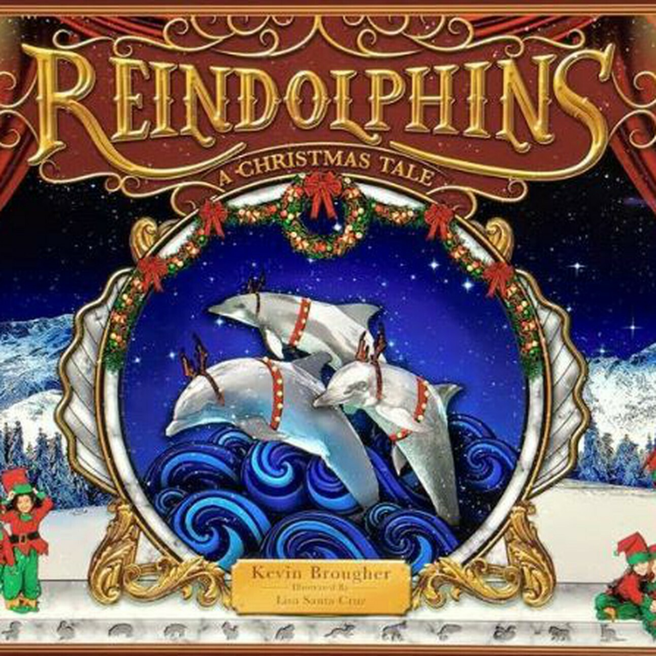 Reindolphins - Picture Book - All Ages