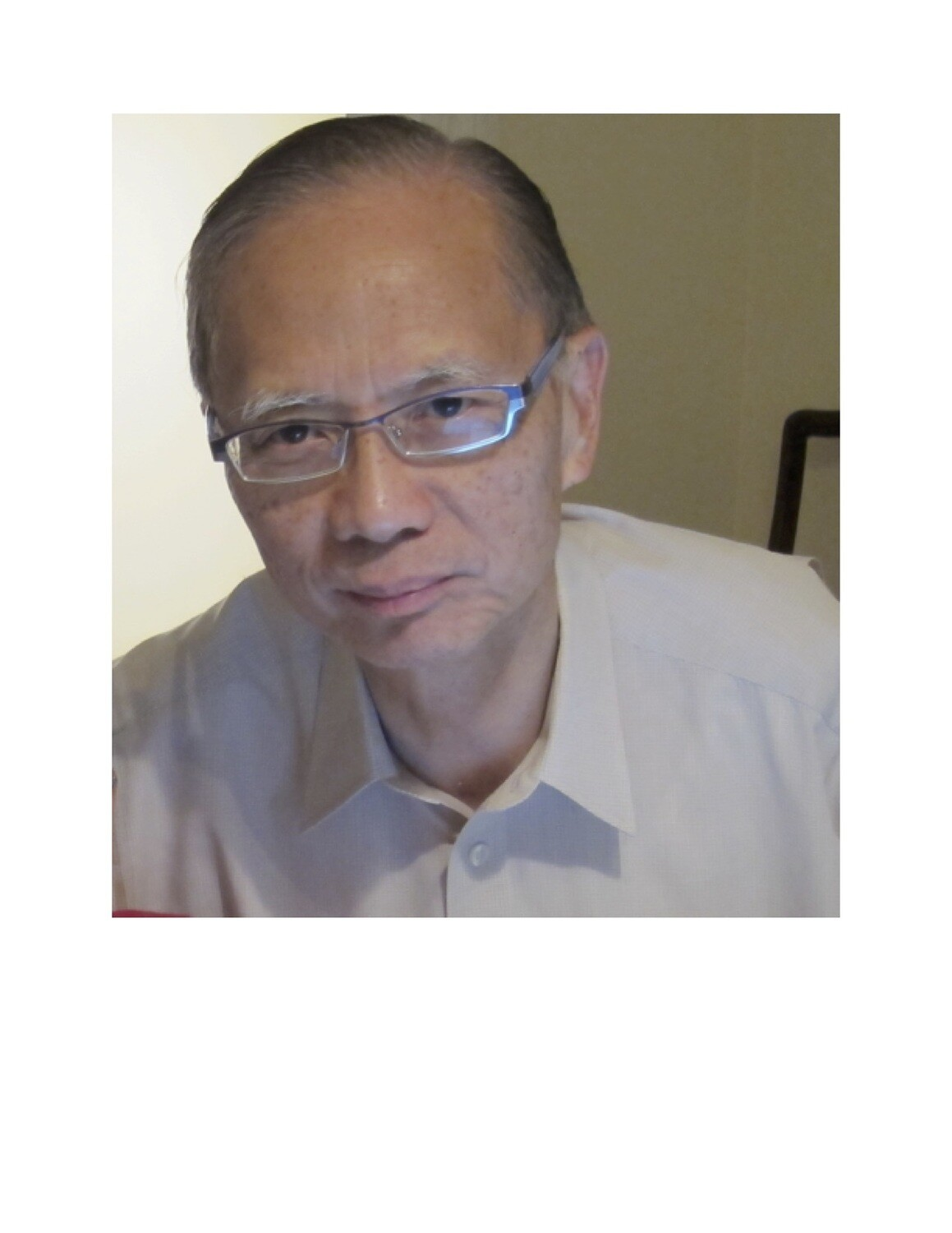 Blossoms in the valley emerging from the depths of mental illness by Dr. Thomas Choy
