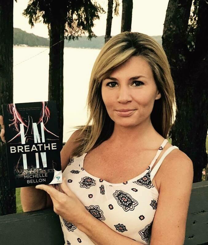 Breathe In by Michelle Bellon