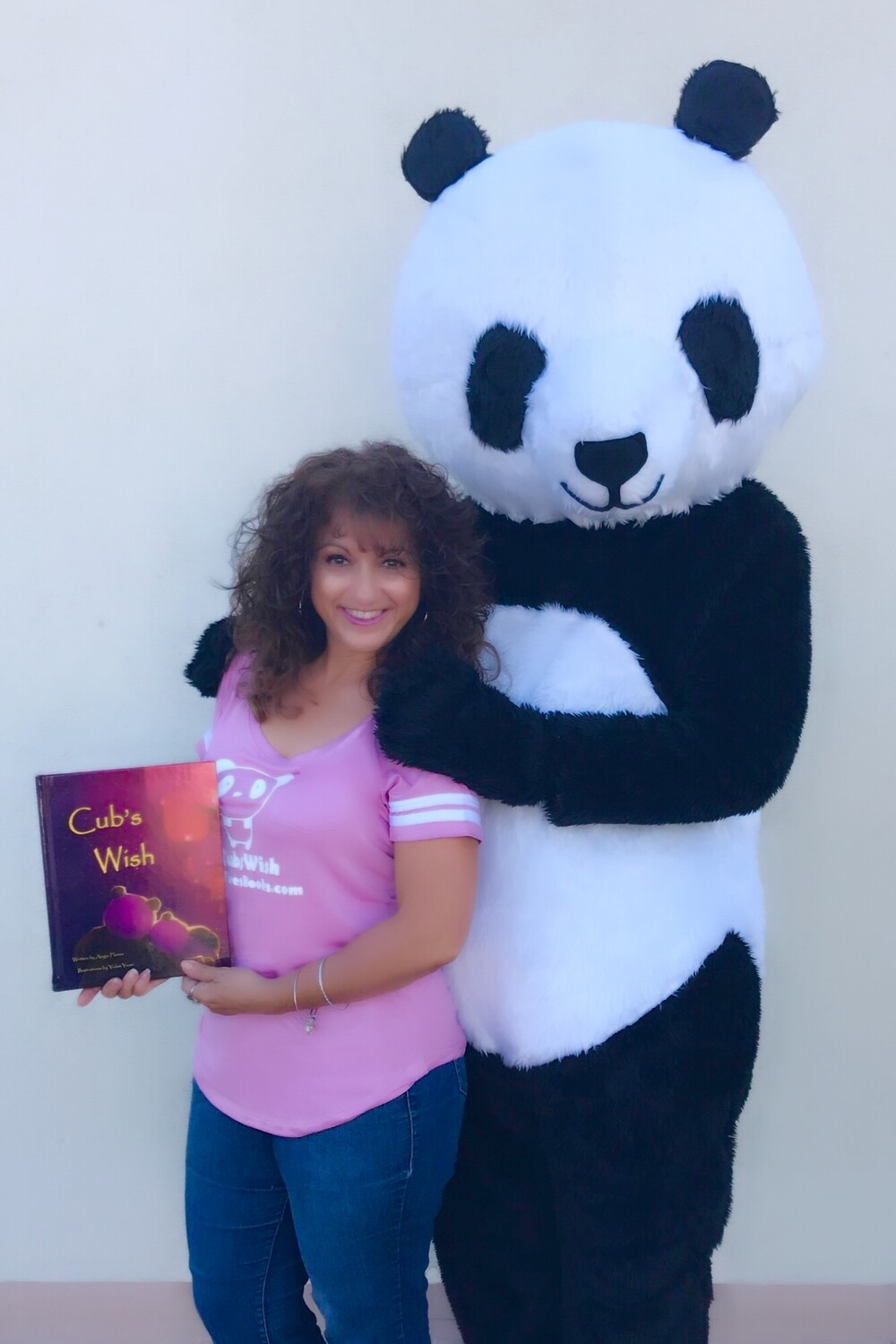 Cub's Wish by Angie Flores