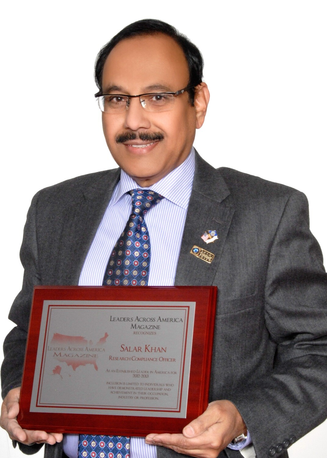 Unlocking the Natural-Born Leader's Abilities: An Autobiographical Expose by Salar A. Khan, MD, MBA