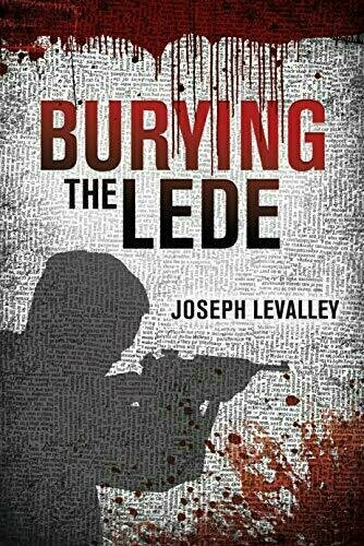 Burying the Lede - Book Cover Design