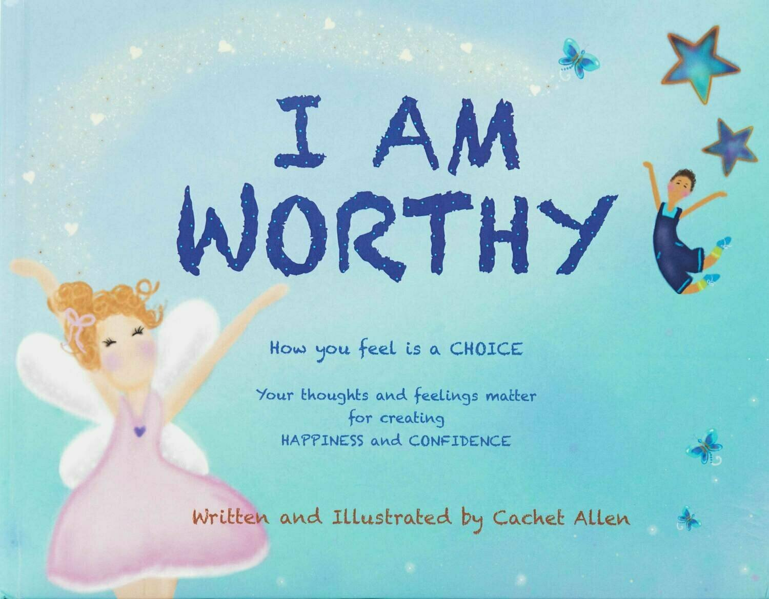 *Grand Prize Winner* I Am Worthy - Picture Book - All Ages