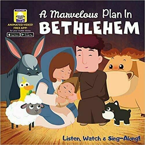 A Marvelous Plan In Bethlehem - Children's Religion