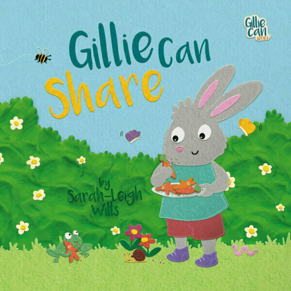 Gillie Can Share - Picture Book - Preschool
