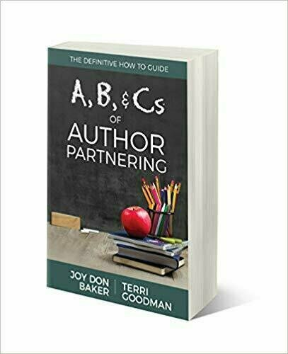 The A, B, & Cs of Author Partnering - Writing and Publishing