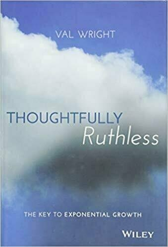*Grand Prize Winner* Thoughtfully Ruthless: The Key to Exponential Growth - Career