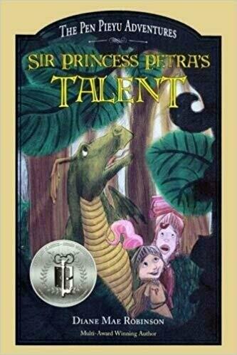 Sir Princess Petra's Talent: The Pen Pieyu Adventures - Friendship
