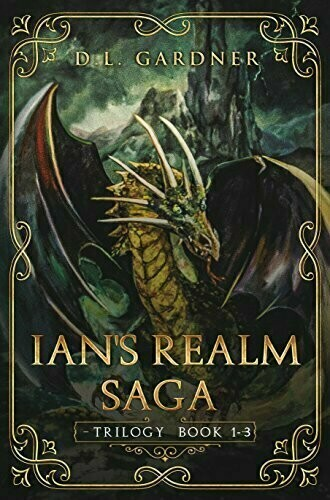 Ian's Realm Saga: The Trilogy Books 1 - 3 - Books in a Series (Must Enter At Least 2 Books)