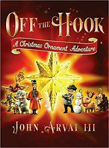 Off the Hook: A Christmas Ornament Adventure - Holiday