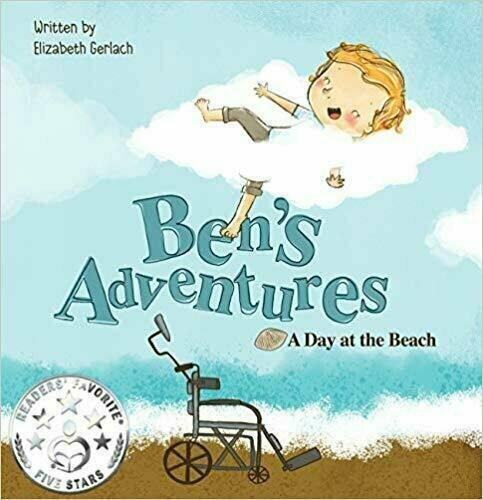 Ben's Adventures: Day at the Beach - Children's Fiction