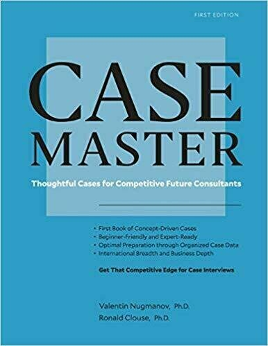 Case Master: Thoughtful Cases for Competitive Future Consultants - Business
