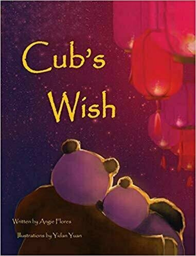 Cub's Wish - Picture Book - Ages 4 to 8
