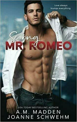 Scoring Mr. Romeo (The Mr. Wrong Series, Book 3) - Romance