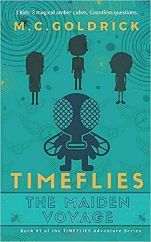 TimeFlies: The Maiden Voyage - Pre-Teen Fiction