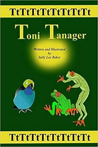 Toni Tanager - Children's Fiction