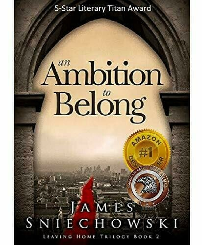 An Ambition To Belong - Multicultural Fiction