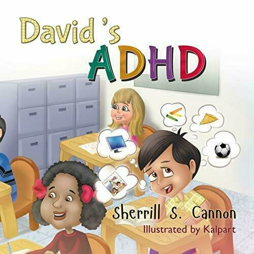 David's ADHD - Picture Book - Ages 4 to 8