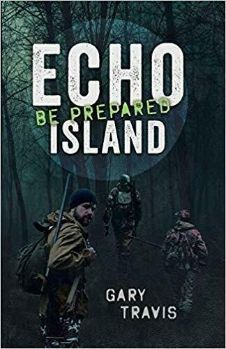 Echo Island: Be Prepared - Adventure Fiction