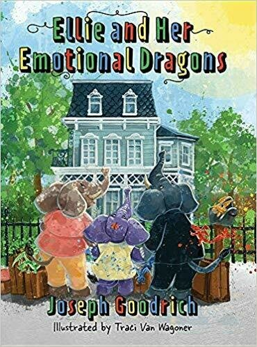 Ellie and Her Emotional Dragons  - Picture Book - Preschool