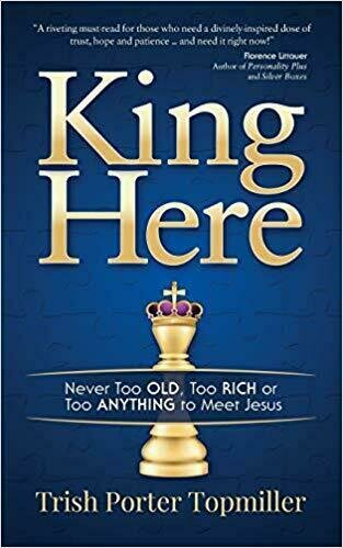 King Here: Never Too OLD, Too RICH or Too ANYTHING to Meet Jesus - Biography