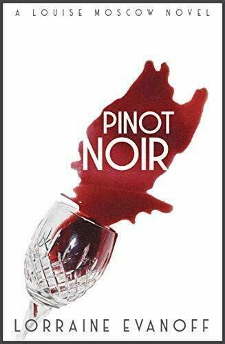 Pinot Noir: An International Banking Spy Thriller  - Mystery