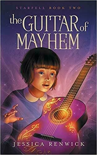 The Guitar of Mayhem - Children's Fiction