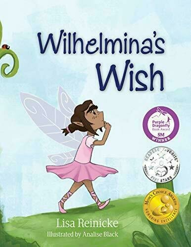 Wilhelmina's Wish - Book Interior Design
