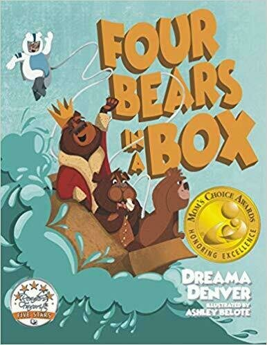 Four Bears In A Box - Humor